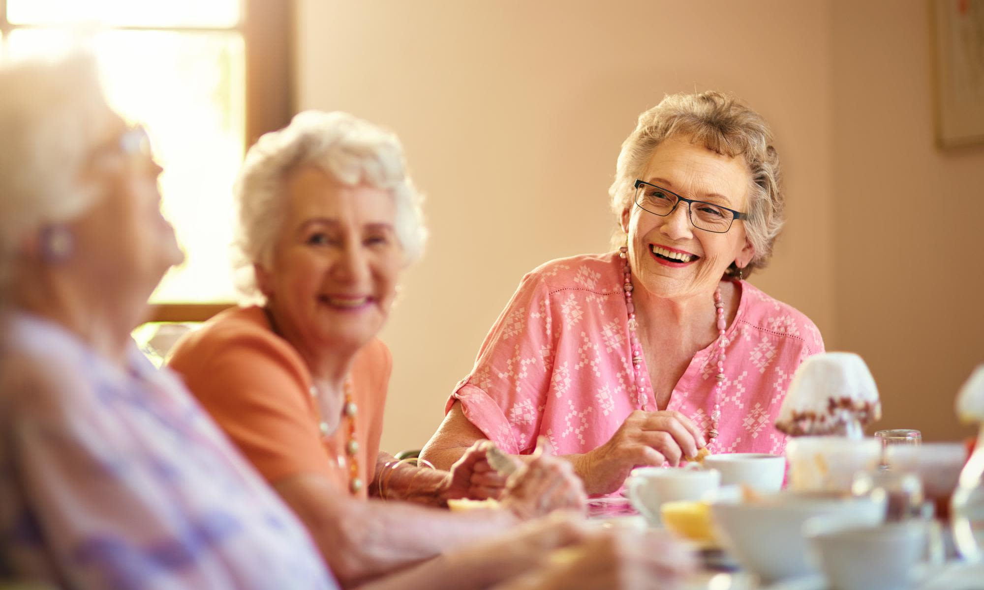 Benefits of Assisted Living Facility